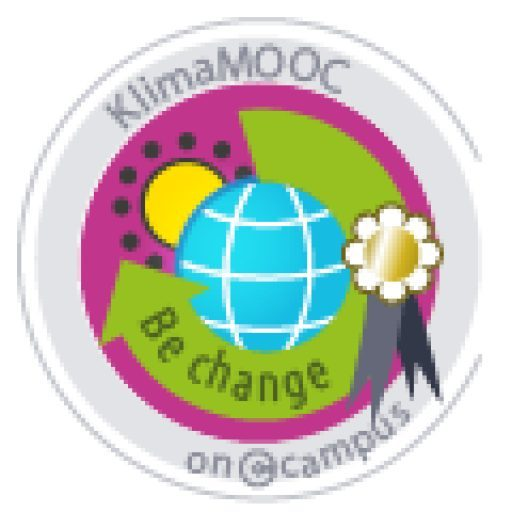 Klimauni Badge