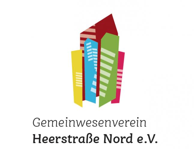 Logo des Gemeinwesenvereins Heerstraße Nord